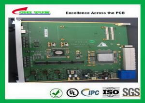 China PCB Fabrication Service and FPC Assembly  Wave / Reflow Lead Free in N2 atmosphere on sale