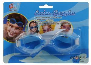 China Children swimming goggles on sale