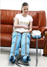 China Leg Air Compression Machine Body Massager , Medical Air Compression Leg Wraps on sale
