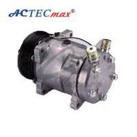 5H14 119 / PV7 12V Auto AC Compressor Universal , R134a Air Conditioning Compressor