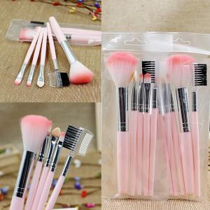 China Soft Face Makeup Brushes Professional Cosmetic Brushes SGS Certification on sale