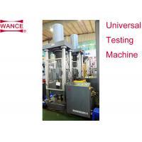 large Capacity Servo Hydraulic Universal Testing Machine 1200×900×4100mm Frame