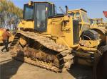 Used Caterpillar Bulldozer D4H 3304 engine 11T weight with Original Paint and air condition for sale