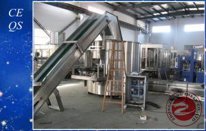 China Automatic Bottle Unscrambler Machine , 16000b/h 18pcs Working Location on sale