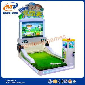 China 2017 Kids New Product Mini Golf Game Machine Coin Operated Machine on sale