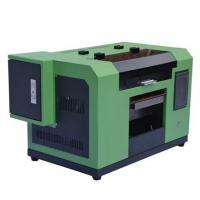 Fast Speed UV desktop flatbed printer for T Shirt / Sticker / PVC Card
