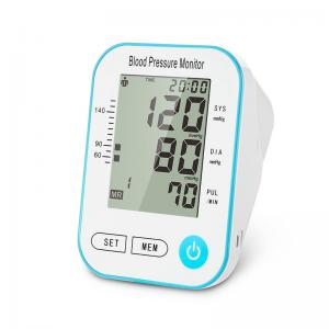 China Customize Logo Electronic Blood Pressure Monitor 2 x 90 Memory 440g Weight on sale