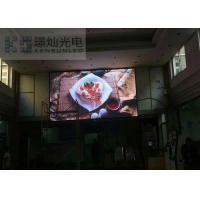High Refresh Indoor LED Displays For Live TV Show , Rental LED Screen Super Slim