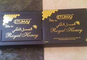 China Etumax Royal Honey For Him male enhancement with royal jelly bee pollen on sale