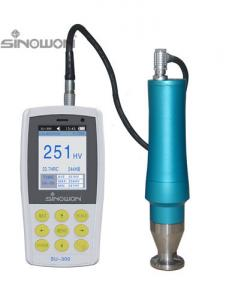 China Perfect Accuracy Metal Hardness Tester , Digital Hardness Tester 882-141M Code on sale