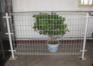 China Q195 PVC coated Welded Double-lap fence/Double Circle Wire Fence with factory price Made In China ,High Quality on sale