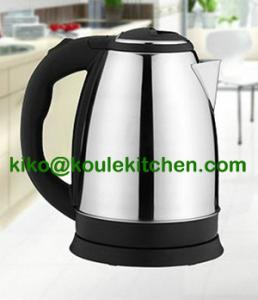 China Electric kettle, 1.8L stainless steel kettle on sale