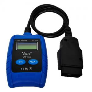 China Vgate High Quality VAG Scan VC210 Code Reader Diagnostic Tool OBD2 Scanner Auto Diagnostic-tool on sale