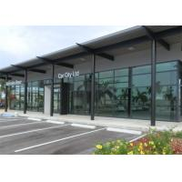 Lone Life Automobile Car Sales Showroom Quick Construction Good Appearance