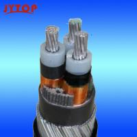 MV Aluminum conductor armored Power Cable