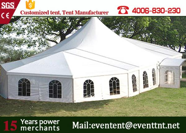 Movable Workshop High Peak Tent Steel Frame Material Outdoor Shade ...