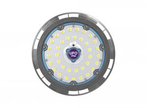 China 150W Aluminum material industrial LED UFO High Bay Light fixture high brightness  waterproof IP65 for warehouse use on sale