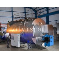 Superheated 6 Ton Coal Fired Steam Boiler Pressure 1.25Mpa - 2.45Mpa