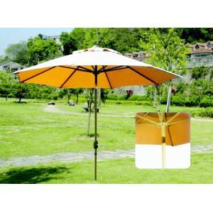 China 2.7M with tilt Aluminum or Steel Outdoor Garden Patio Umbrella on sale