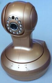 China Wireless WIFI Indoor P2P IP Network Video Audio Camera Smartphone nursery video camera infant monitors on sale
