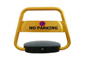 China 180 Degree Anti-collision IP 57 waterproof Remote Control car parking block barrier system on sale