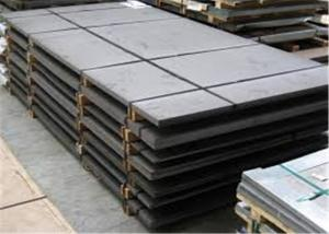 China Construction Hot Rolled Flat Steel Sheet / Thin Stainless Steel Sheets on sale