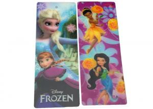 China Customized 3D Lenticular Printing Laminating Bookmarks Corrugated Board on sale