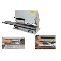 PCB Cutting Machine With Motorized Pneumatic Type With Safety Protecting Hand
