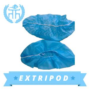 China Medical waterproof Surgical Disposable disposable rain shoe cover on sale