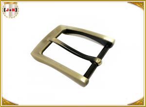 Quality Taille intérieure en bronze antique 35mm de boucle de ceinture avec le Pin pour for sale