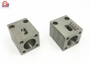 China OEM Vacuum Packaging Machine Parts Brushed Finish Laser Scaled Marking on sale
