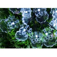Santa Solar LED String Lights , 4.8M White / Multicolor Xmas Tree Lights