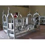 ODMの鋼鉄ロープの高い働きによって動力を与えられる中断されたアクセスのプラットホームのゴンドラ