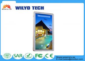 China WT96 Google Android Tablet 9.6 Inch Quad Core Bluetooth Wifi Supprot WCDMA 3G on sale