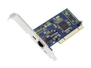 China PCI 100Mbps SFP Fiber Optic Ethernet Network card on sale