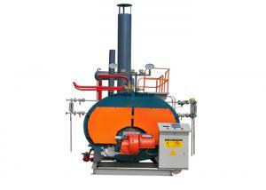 China Industrial 0.5 - 20tph Fire Tube Steam Boiler / High Pressure Steam Boiler For Milk Production on sale