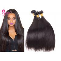 Straight Hair Bundles Indian 8A Weave Indien Non Remy Raw Weaving Extensions