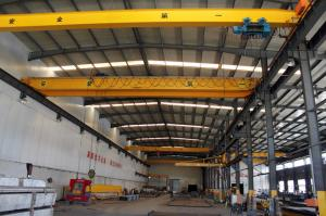 China Best Quality Newly Designed Compact Structure Single Girder Bridge Monorail Crane on sale