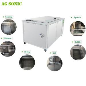 China CE Cylinder Head Ultrasonic Cleaning Equipment Washing Machine for Auto Industry on sale