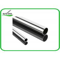 China Food Grade Sanitary Stainless Steel Tubing BA Bright Annealed Pipe For Steel Water Tanks on sale