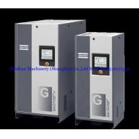 Oil injected 30kw Atlas Copco GA30VSD+ screw air compressor for mining permanent magnet motor frequency inverter