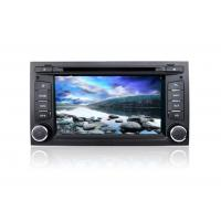 China 2 Din Car DVD Volkswagen GPS Navigation System Quad Core Android For Seat Leon on sale