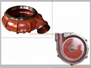 China Horizontal Centrifugal Pump System , Centrifugal Mud Pump High Hardness on sale