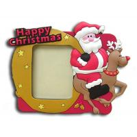 Durable Silicone Cusomized Picture Frames, Silicone Unique Photo Frame For Christmas Gifts