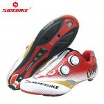 Waterproof SPD Indoor Cycling Shoes , SPD Road Bike Shoes Size 35-46 EVA Insole