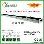 庭SMD LEDの管は1200mmライトをよい熱DissopationのリストされているセリウムROHSとの育てます