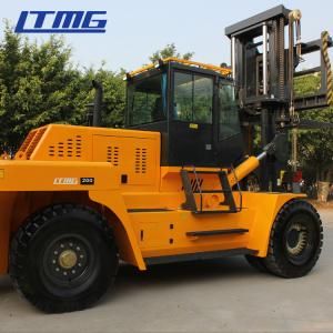 China Big Capacity 18 Ton Diesel Forklift Truck CE / SGS / ISO Certificated 24000kg on sale