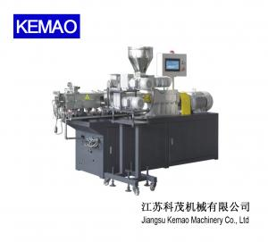China Small Twin-Screw Extruder / Plastic Recycling Machine for Lab Use on sale