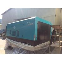 Two Stage Diesel Engine Driven Air Compressor