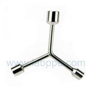 Quality Y1410-CRV material Y socket wrench/ Y spanner/ hex key wrench 3way Y bicycle for sale
